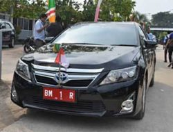 KPK : Aset Mobil Dinas Wajib Di Tarik Dari Mantan Pejabat