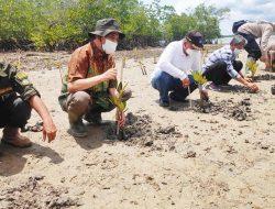 BRGM Sebut Butuh Sinergi Dalam Menyelamatkan Mangrove di Dumai