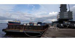 Pelindo 1 Dumai Ekspor 19 Box ISO Tank ke Port Klang Malaysia